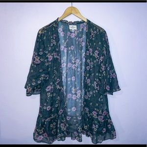 Floral print American Eagle Outfitters Kimono